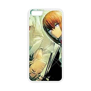Steins Gate iPhone 6 4.7 Inch Cell Phone Case White yyfabd-009211