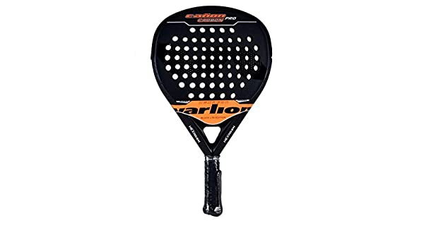 VARLION Pala DE Padel CAÑON Hexagon Carbon Pro LTD Edition Naranja: Amazon.es: Deportes y aire libre
