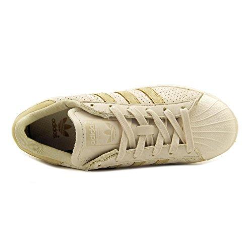 Adidas Originals Superstar Mode J Cbrown, Linkha, Cvitbalans