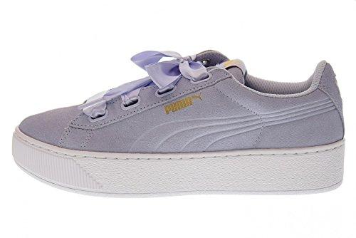 W Panier Chaussures Plate-forme De Base De Noir Puma RARKEV
