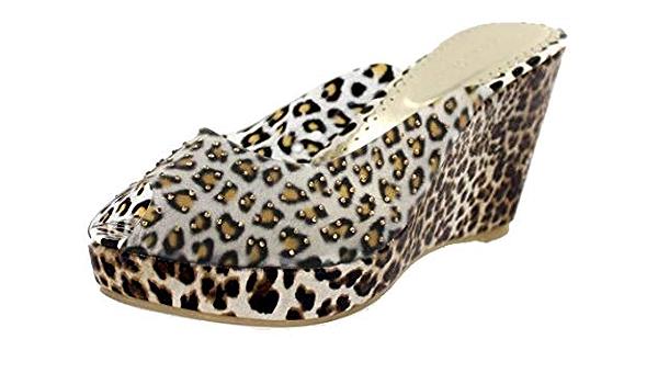 Amazon.com | Helens Heart Wedge Shoe