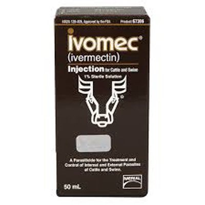 50ml Injectable Ivomec