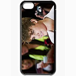 Lmf DIY phone casePersonalized iphone 6 4.7 inch Cell phone Case/Cover Skin Justin Bieber Smile Celebrity Fans BlackLmf DIY phone case