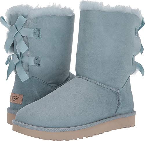UGG Women's Bailey Bow II Succulent 9 B US (Charms For Ugg Boots)
