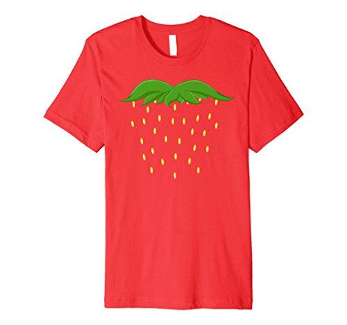Strawberry Costume t-shirt Berry Fruit Halloween