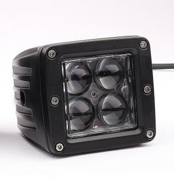 Large Led Light Cubes - 6
