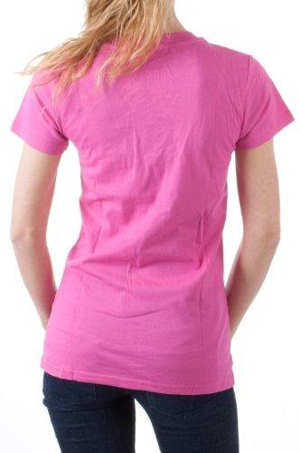 Iron Fist Girl kurzarm T-Shirt Need a Hug Pink IF8093