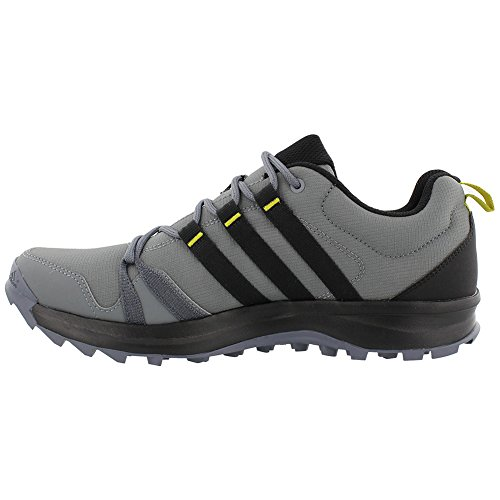 Adidas Sport Performance Men's Trail Rocker Athletic Sneakers, Black Textile