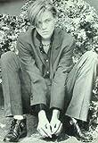 Leonardo Dicaprio Poster Sitting Pose Rare New 24x36