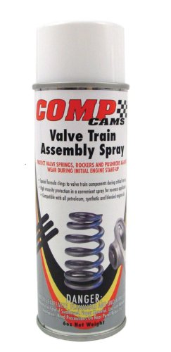 - Competition Cams 106 Valve Train Assembly Spray, 6 oz. Aerosol Can