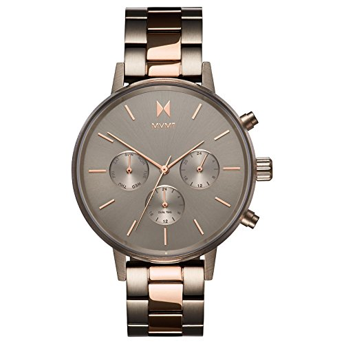 MVMT NOVA Watches | 38MM Women's Analog Watch Chronograph | Orion