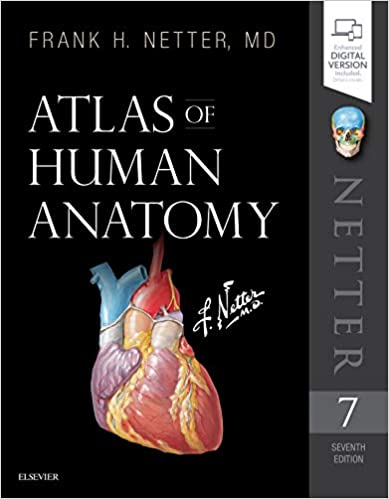 Atlas Of Human Anatomy, 7e por Frank H. Netter Md epub