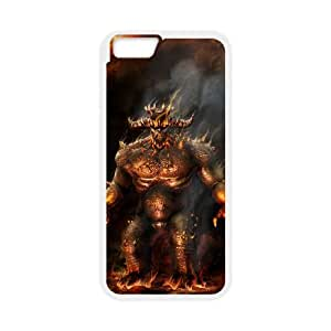dante's inferno iphone 6s 4.7 Inch Cell Phone Case White yyfD-296770