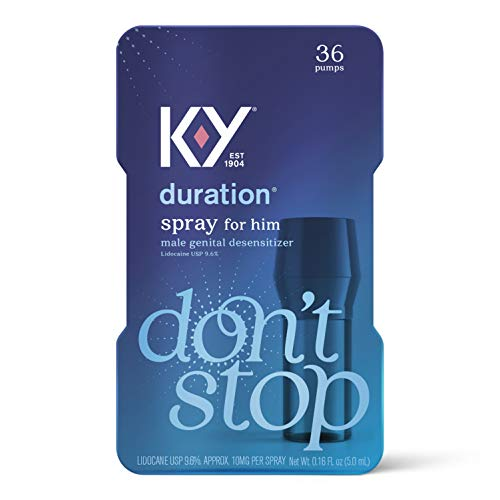 Duration Spray for Men