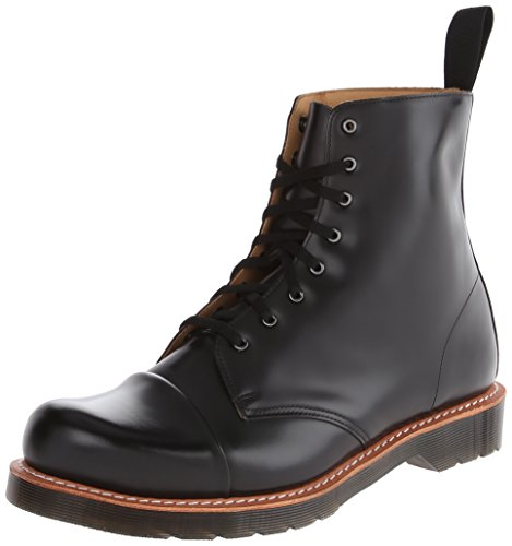 Dr. Martens Harrow Charlton - Zapatos Unisex adulto Polished Smooth