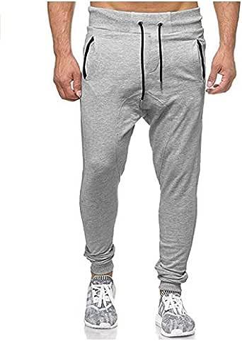 YanHoo Pantalones de Jogging Camuflaje Militar Pantalones de ...