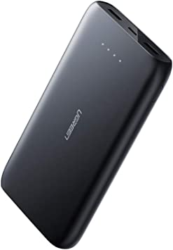 UGREEN Batería Externa Movil 20000mAh Ultrarrápido PD Cargador 18W ...