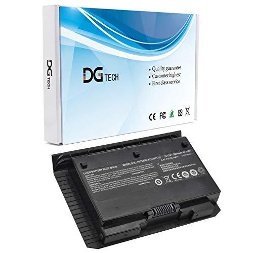 DGTECH P375BAT-8 Laptop Battery Compatible CLEVO P375SM P375SM-A P377SM P375SM-A Sager NP9377 NP9377-S NP9390 NP9390-S 6-87-P375S-427 6-87-P375S-4271(15.12V 89.21Wh)