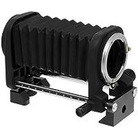 Fotodiox Macro Bellows for Nikon Camera, for Nikon D7100, D7000, D5200, D5100, D3100, D300, D300S, D200, D100, D50, D60, D70, D80, D90, D40, D40x, N70s, D80, D800, D800e, D4, D3, D2, D1
