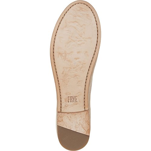 Flat Frye Ballet Antique Carson Vintage Cream Soft Women's PP8Zqf