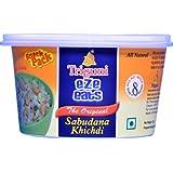Triguni Eze Eats Sabudana Khichdi