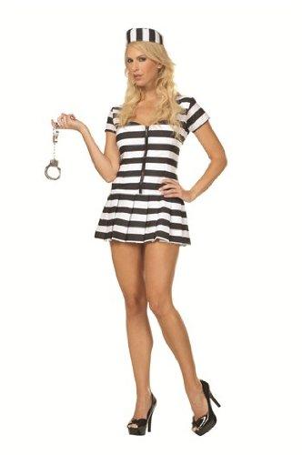 Prisoner Of Love Adult Costumes (Prisoner of Love Adult Costume)