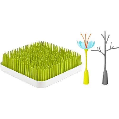 Boon Grass Stem Green Orange