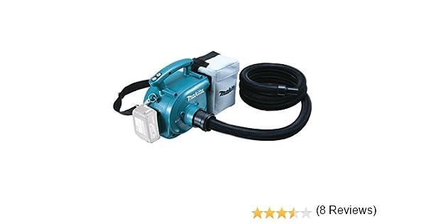 Makita BVC350Z - Aspirador (batería recargable, 18 V): Amazon.es ...