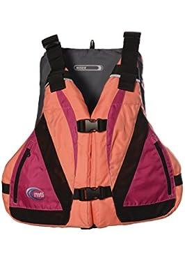 MTI Adventurewear Women's Moxie PFD Life Jacket with Adjust a Bust System