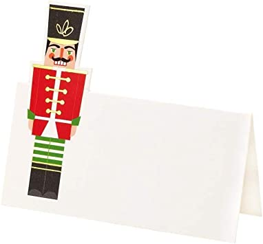 Amazon.com: Nutcracker - Tarjetas de Navidad para colocar en ...