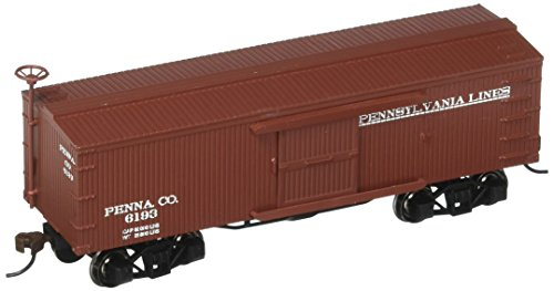 Bachmann Industries Pennsylvania Lines Old-Time Box Car (HO Scale - American Car Freight