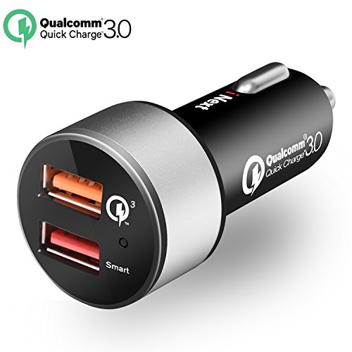 Cheap Car Chargers Quick Charge QC 3.0 39W Dual USB Car Charger, Quick Charge 3.0..
