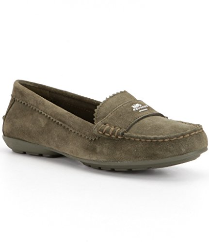 Coach Odette Casual Loafers Voor Vrouwen, Style A01424 Surplus