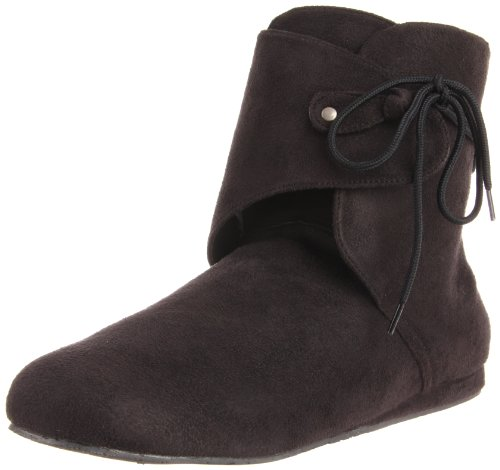 [Funtasma Men's Renaissance-50 Dress Boot,Black,12 M US] (Suede Renaissance Boot Costumes)
