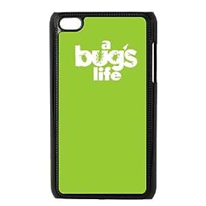 Bugs Life iPod Touch 4 Case Black L7K0FR