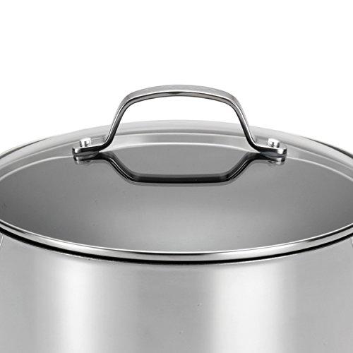 41P0 TmBccL - Circulon Genesis Stainless Steel Nonstick 10-Piece Cookware Set
