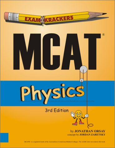 ExamKrackers MCAT, Vol. 5: Physics