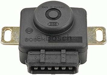 Bosch 0 280 120 400 Sensor, posición Válvula de estrangulación