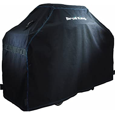 Broil King 68491 Heavy-Duty PVC Polyester Grill Cover