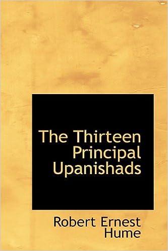 13 PRINCIPAL UPANISHADS PDF DOWNLOAD