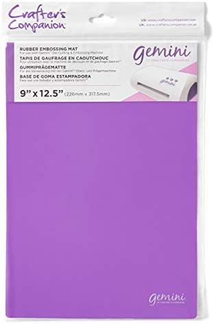 Gemini Junior Embossing Mat Purple
