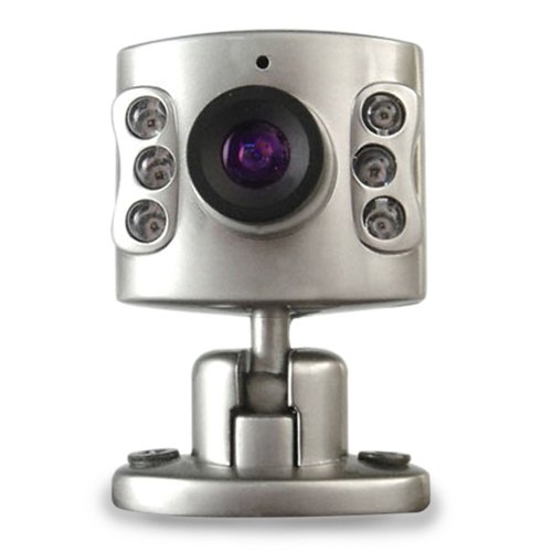 SVAT CMOSIRCO Mini Indoor Nightvision Bullet Hole Camera (Color)