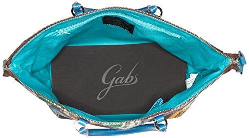 GABS G3, Borsa con Maniglia Donna Multicolore (Mehrfarbig (So218))