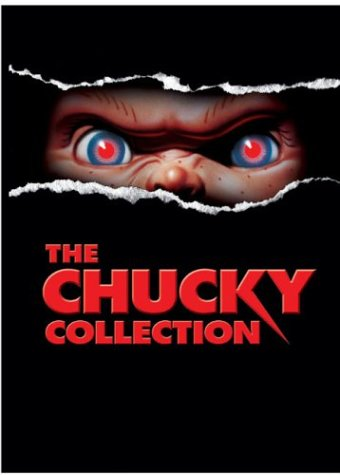 The Chucky Collection (Child's Play 2 / Child's Play 3 / Bride of Chucky) -