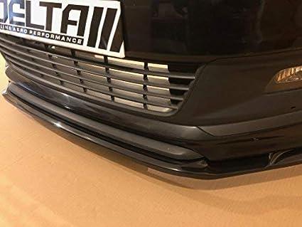 Delta RL Splitter delantero para VW POLO R-Line: Amazon.es: Coche ...