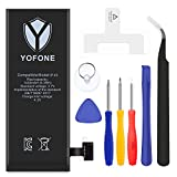 Battery Replacement for iPhone 4S with Repair Tool Kits - Full 1430mAh 0 Cycle [18 Month Warranty]