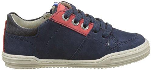 Kickers Baskets marine Basses Jadore Rouge Bleu Garçon TTw0rx