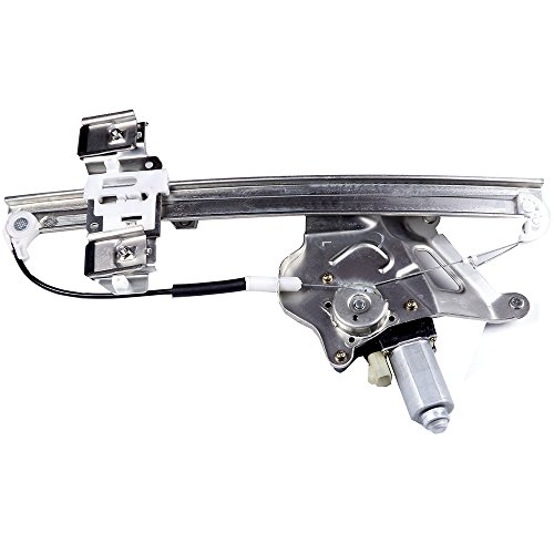 cciyu Front Left Drivers Side Power Window Lift Regulator with Motor Assembly Replacement Replacement fit for 2000-2005 Buick LeSabre Buick Lesabre Power Window Motor