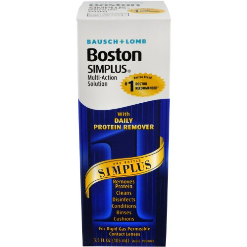 Solution Boston Simplus Multi-Action, 3,5 Fluid Ounce