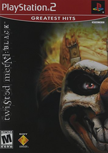 Sony Twisted Metal: Black - Playstation 2 (Ps2 Replay Action)